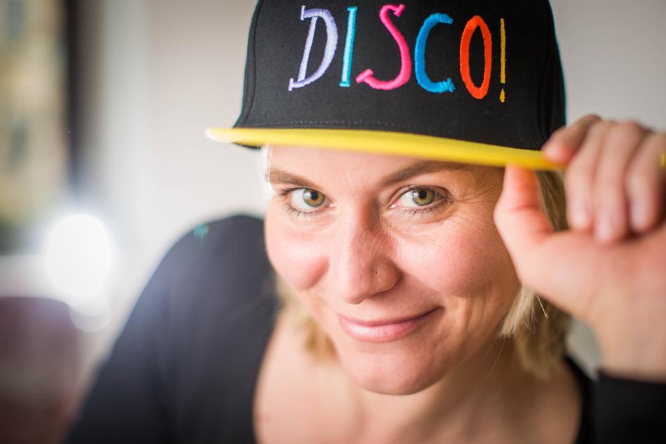 """Für ihr Buch """"Disco"""" bekam Frauke Angel jüngst den Österreichsischen Kinder- und Jugendbuchpreis. Demnächst erscheint ihr neues Buch."""
