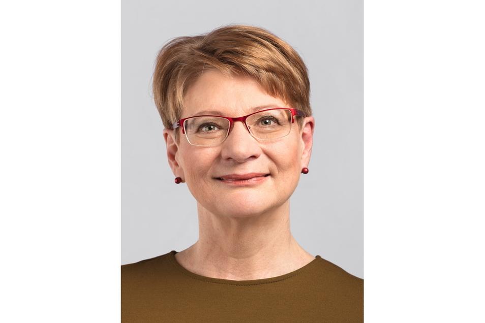 Jana Pinka (Die Linke). aus Freiberg ist mit dem Tod bedroht worden.
