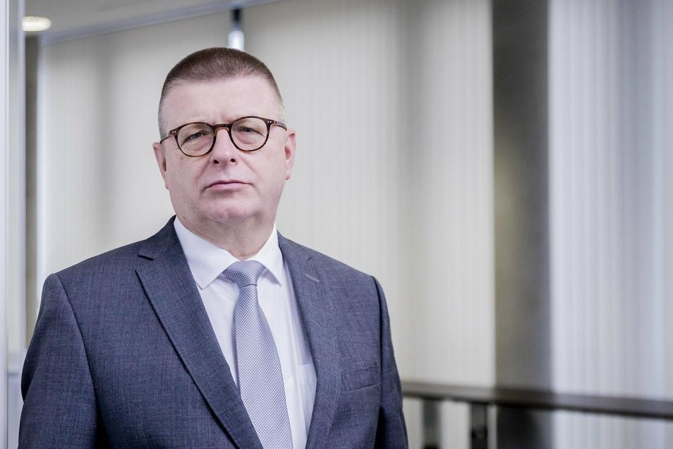 Thomas Haldenwang, Präsident des Bundesamtes für Verfassungsschutz