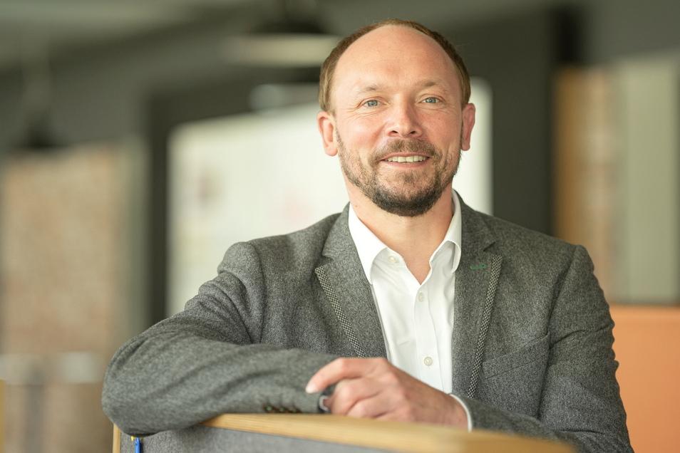Marco Wanderwitz ist Spitzenkandidat der sächsischen CDU für die Bundestagswahl.