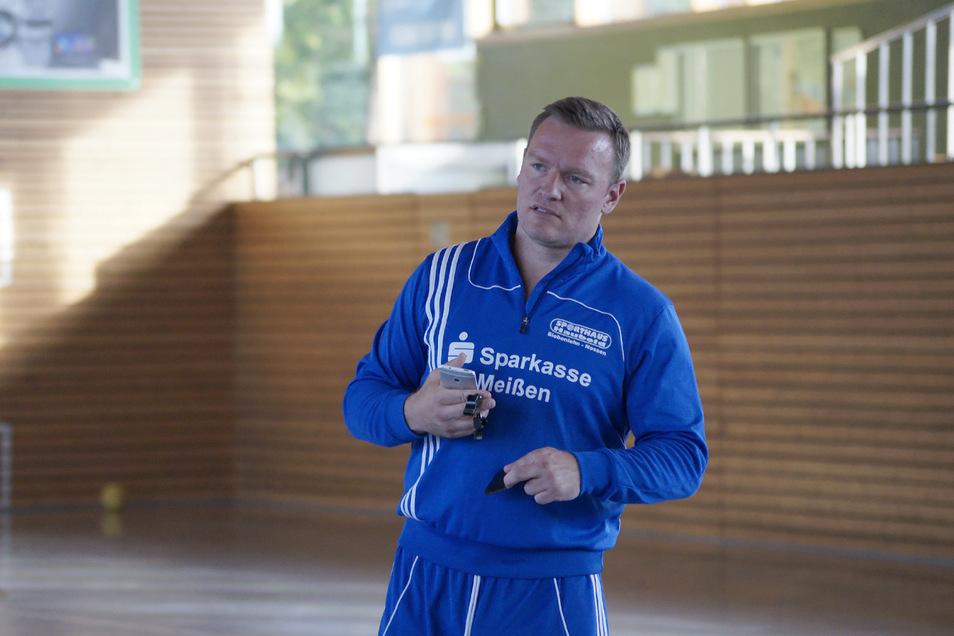 Trainer Martin Kovar musste seinen bisher größten Erfolg als Trainer wegen der Corona-Pandemie allein zu Hause feiern.