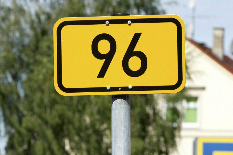 Wöchentlich ist die B96 Ort für Corona-Proteste.