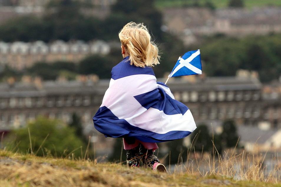 In Schottland werden die Corona-Beschränkungen wieder gelockert.