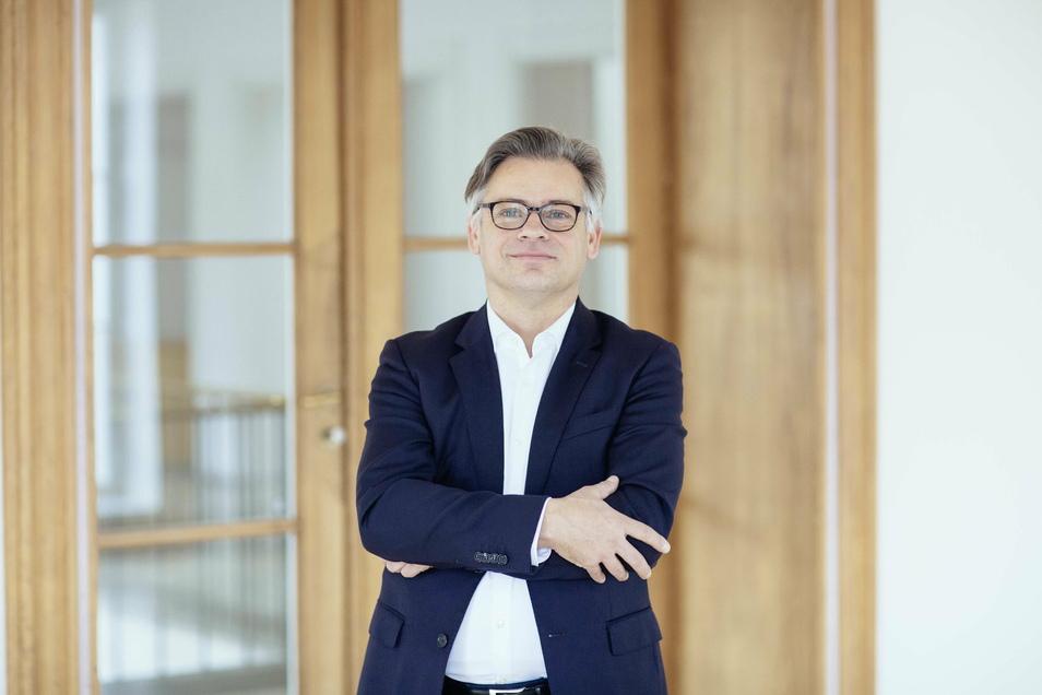 Manuel Frey ist Direktor der Kulturstiftung Sachsen.
