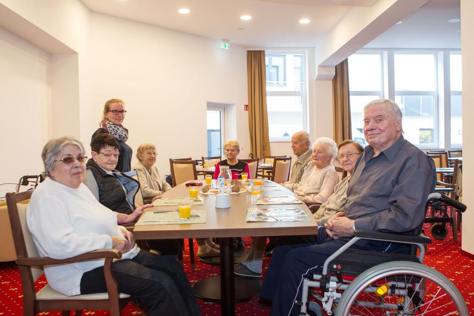 Große Gefahr für alle Heimbewohner. Freistaat und Landkreis Meißen überlegen sich Strategien, um das Risiko für die Senioren zu verringern.