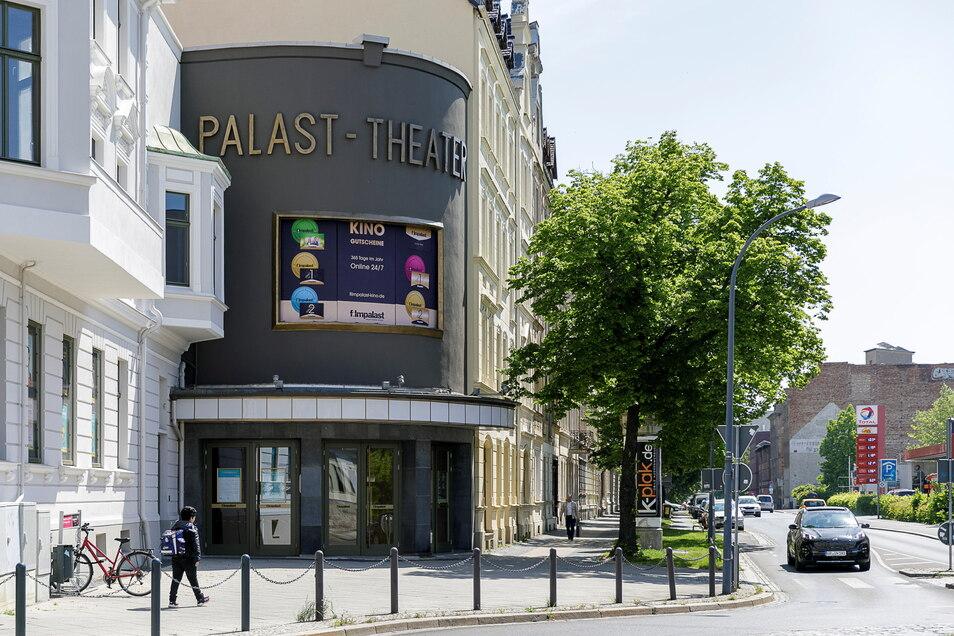 Bis Sonntag bleibt noch die Teststelle im Filmpalast Görlitz, geplant ist, dass das Kino ab Juli wieder Kino ist.