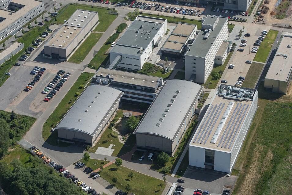Der traditionsreiche Maschinenbaustandort Chemnitz ist Hauptsitz des Fraunhofer IWU.