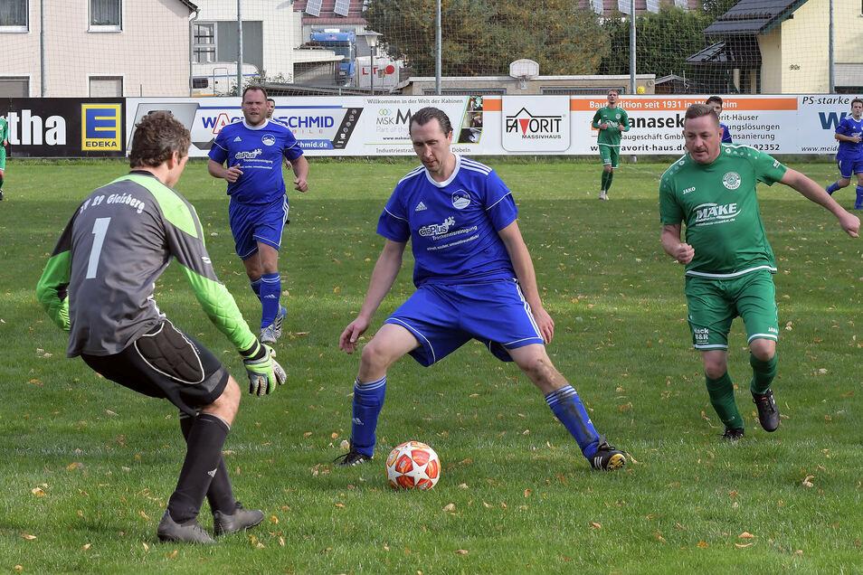 Ein umkämpftes Derby zwischen Waldheim/Hartha II und Gleisberg endete mit einer kleinen Überraschung.