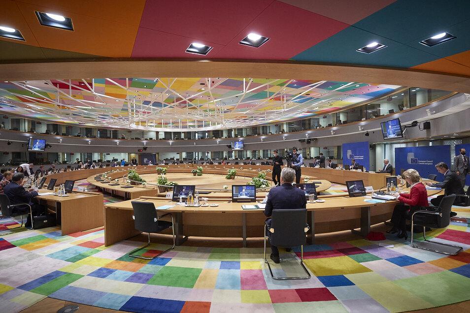Symbolbild: Die Europäische Kommission legte am Freitag ihre Strategie gegen Kindesmissbrauch vor.