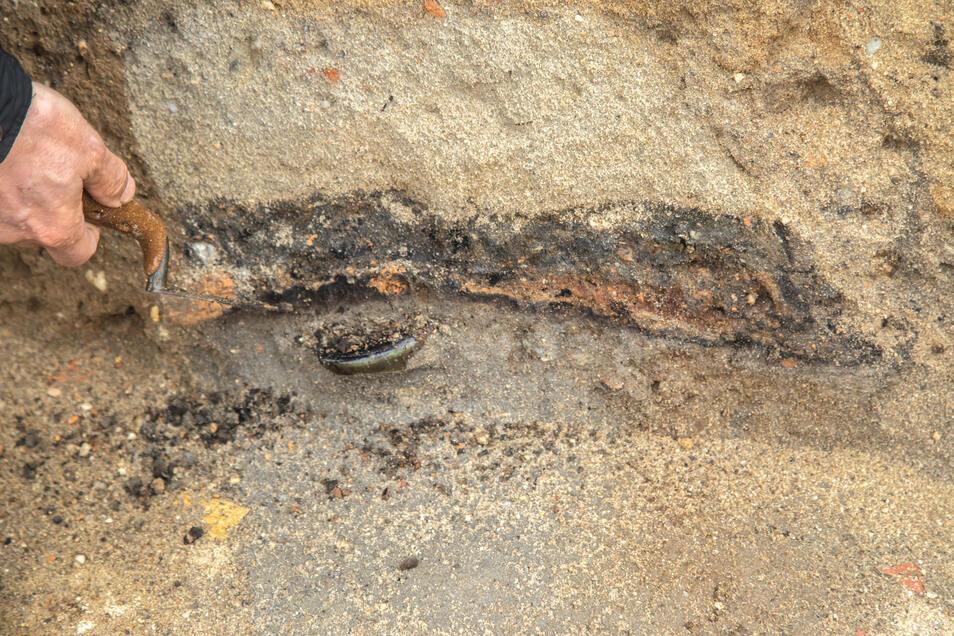 Vor jedem Straßenbau sind archäologische Untersuchungen notwendig. Ab nächster Woche wird auch in Lommatzsch gegraben.