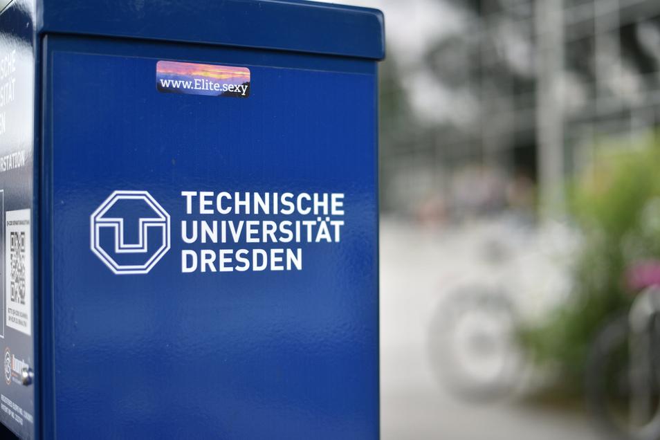 Auch Studenten der TU Dresden schließen sich einer Kundgebung an, die am Montag auf dem Theaterplatz stattfinden soll.