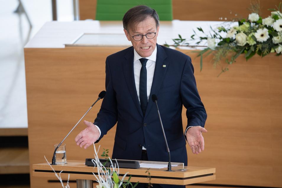 Landtagspräsident Rößler wird die  Auszeichnungen an diesem Samstag verleihen.