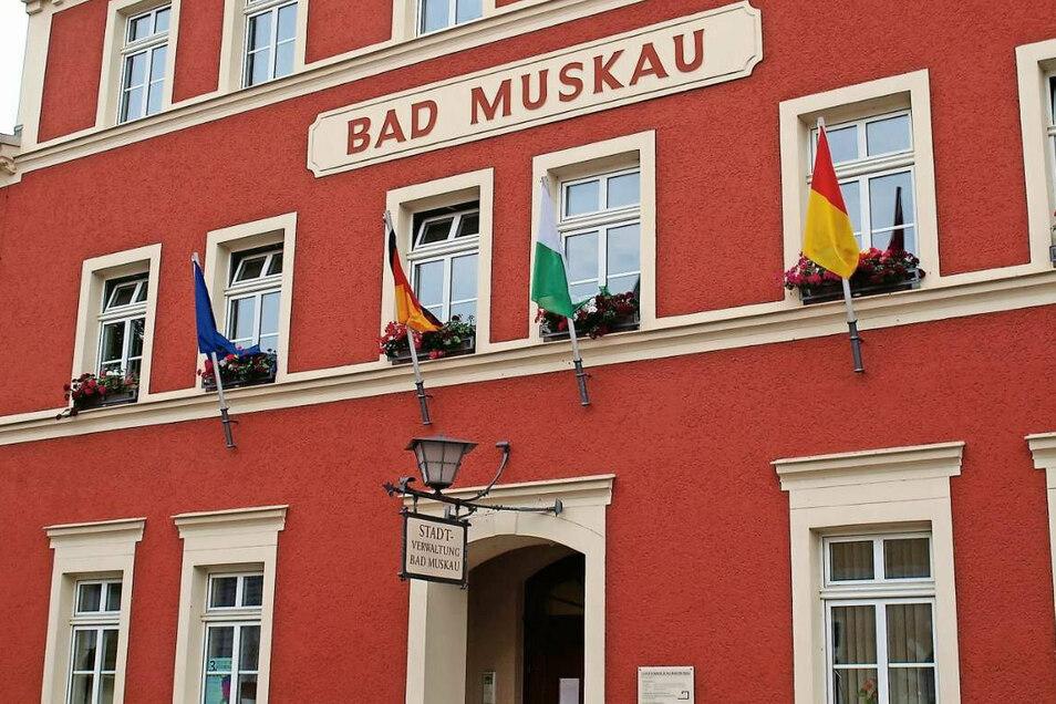 Im Bad Muskauer Rathaus gab es jetzt Zustimmung für die Pläne