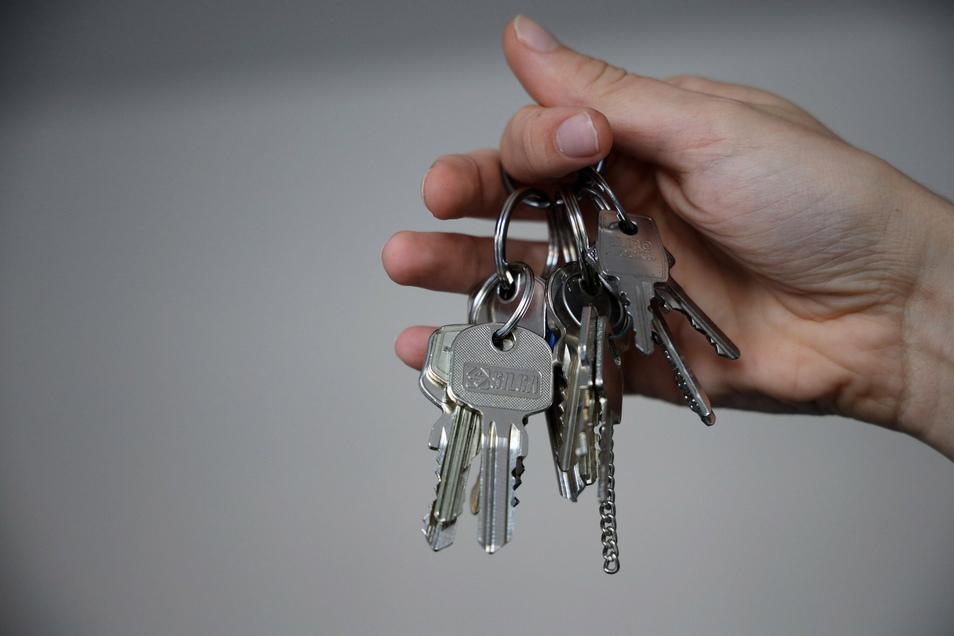 Eine Postmitarbeiterin verliert ihren Schlüsselbund. Der vermeintliche Finder stand jetzt wegen Unterschlagung vor Gericht.