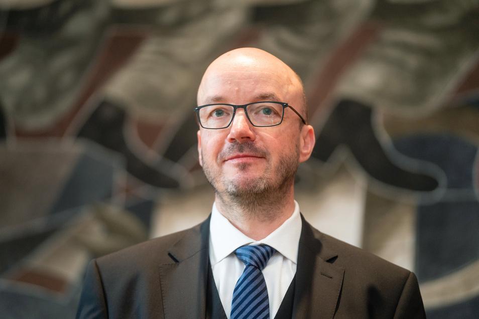 Tobias Bilz aus Dresden ist der neue Landesbischof der evangelischen Landeskirche in Sachsen.