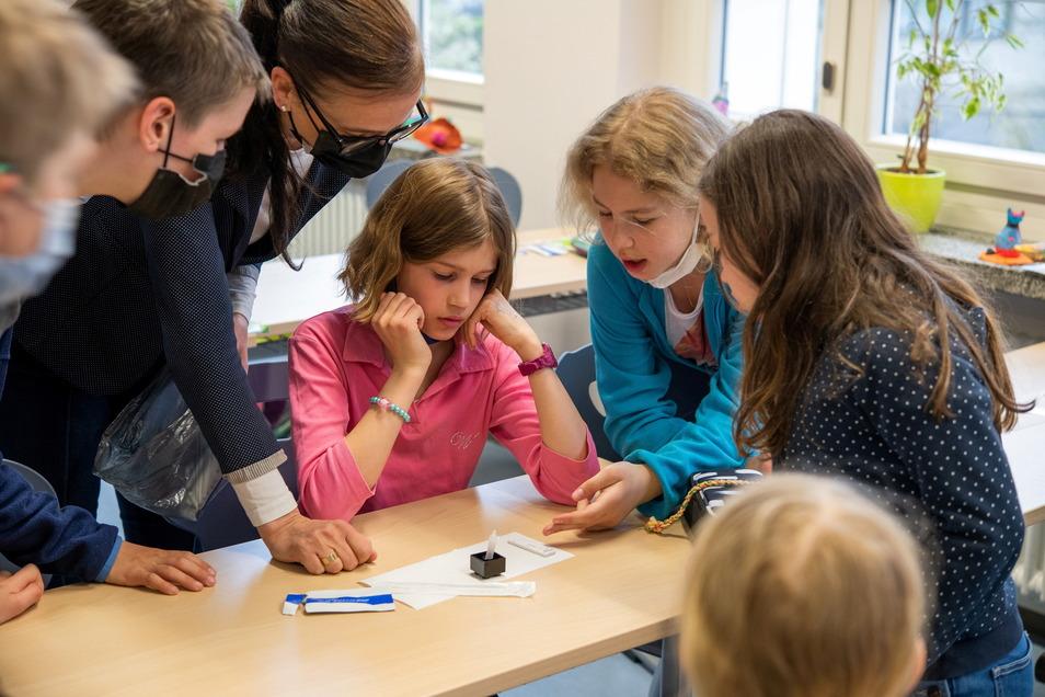 Schulen im Landkreis Görlitz können auf baldige Öffnung hoffen.