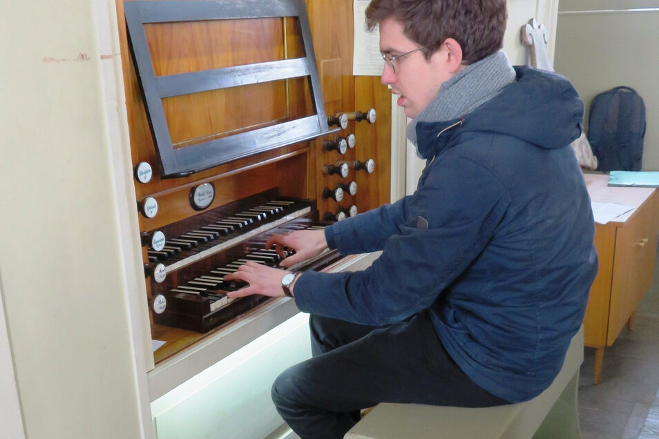 Am Sonntag ist es wieder soweit: die Bärmig-Orgel in der Strießener Kirche wird erstmals am Sonntag nach der Sanierung erklingen.