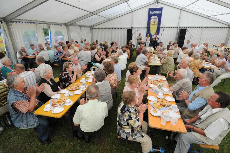 Für das Schöpstal sind die Dorffestspiele der Höhepunkt für Jung und Alt im Jahr.