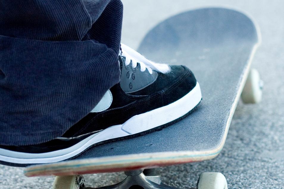 Skater können jetzt ihre Kunststücke auf dem Gelände an der Schutterwälder Straße in Ottendorf-Okrilla zeigen.