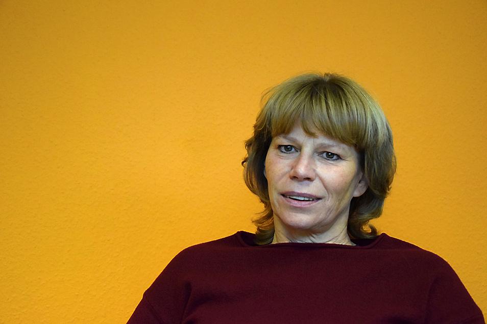 Daniela Fünfstück, Geschäftsführerin Sportclub Hoyerswerda