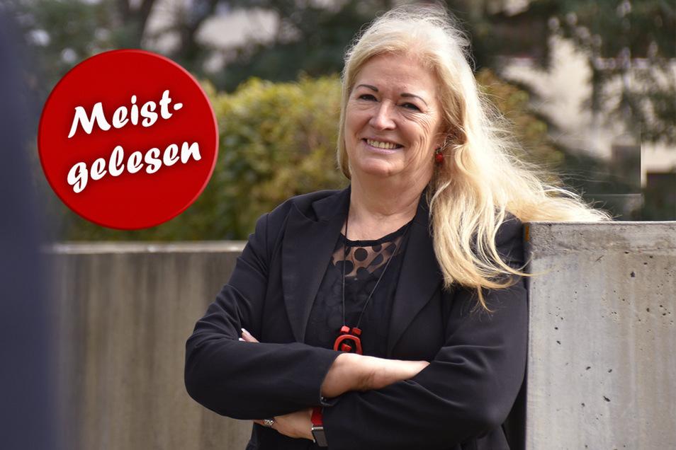 Neuer Job für die frühere PDS- und FDP-Stadträtin Barbara Lässig: Sie hat einen Arbeitsvertrag mit der AfD-Fraktion unterschrieben.