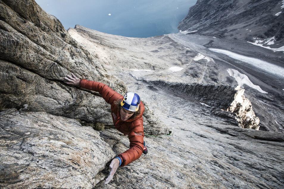 """Er mag es extrem. Stefan Glowacz über sein Grönland-Abenteuer: """"Ich habe mich immer weiter von der Lieblichkeit entfernt."""""""