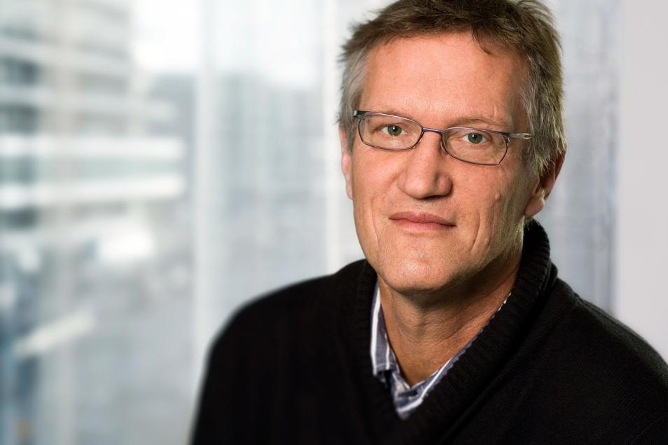 Steht im Fokus: der Staatsepidemiologe Anders Tegnell.
