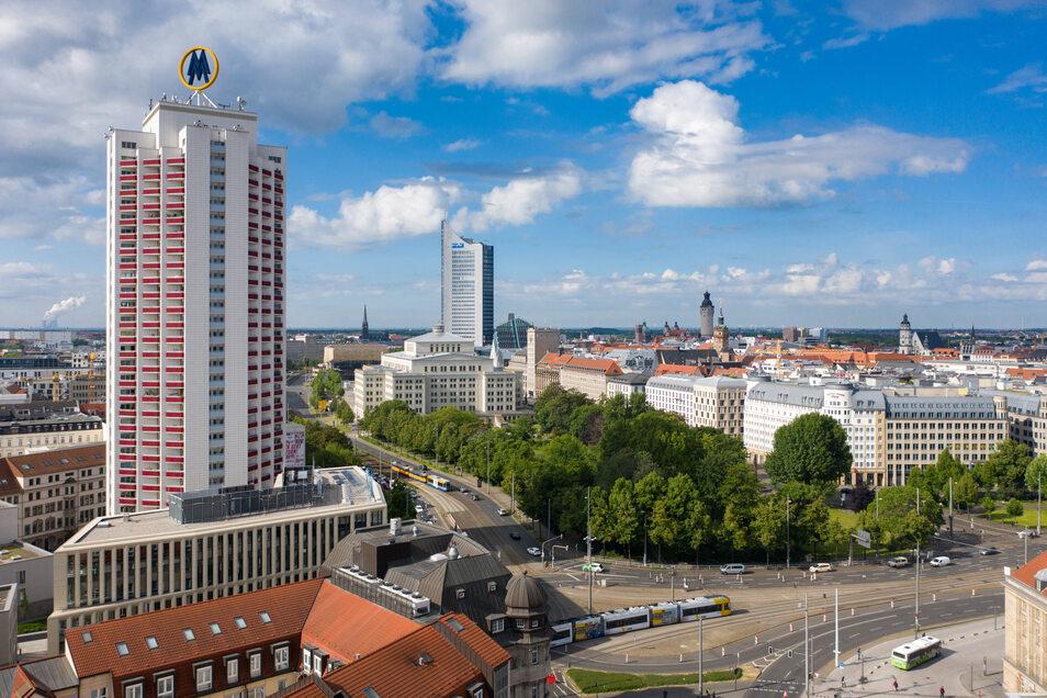In sechs Wohngebieten in Leipzig gilt jetzt der sogenannte Milieuschutz.