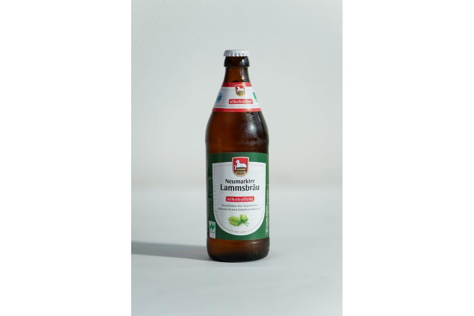 Marke: Neumarkter Lammsbräu; Braustil: untergärig; Alkoholgehalt: