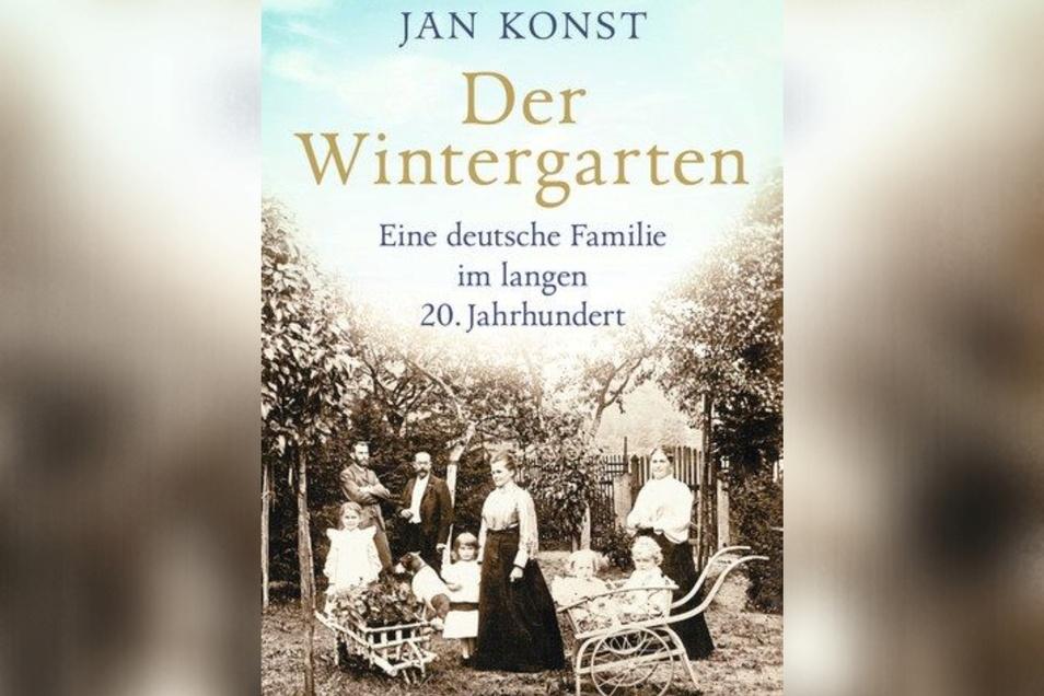 Ein Familientreffen im Jahr 1904 mit Emil - dem ehemaligen Bauernsohn aus Seifhennersdorf und seiner Frau Hedwig aus Meißen.