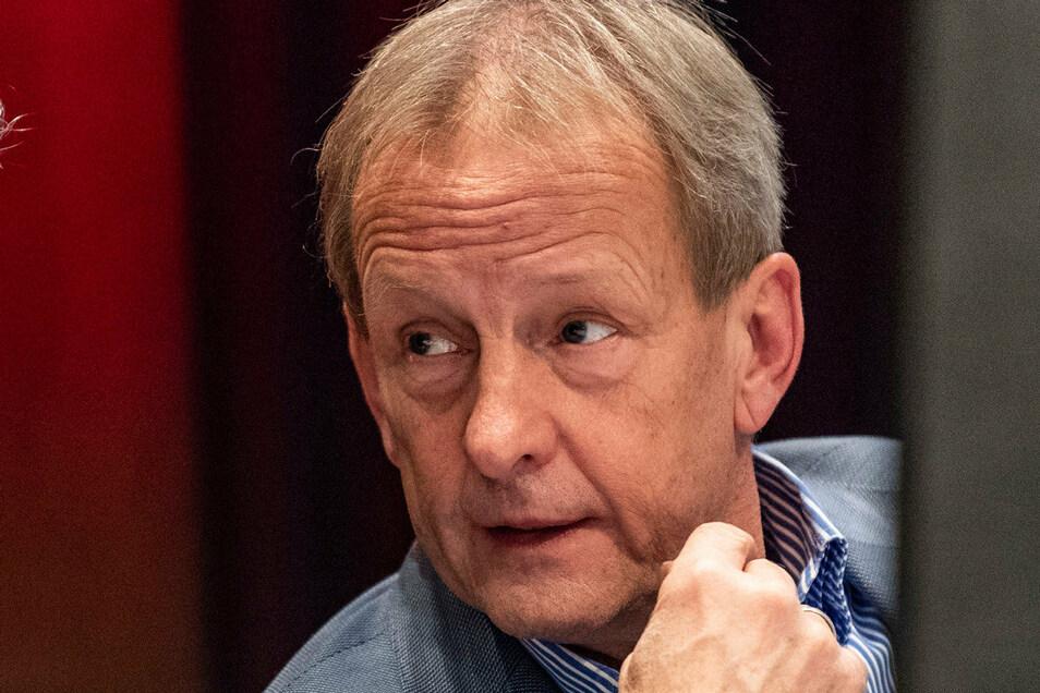 """Dynamos Aufsichtsrats-Chef Jens Heinig will """"die im Sinne des Vereins bestmögliche Wahl bei der Neubesetzung des Postens"""" des kaufmännischen Geschäftsführers treffen."""