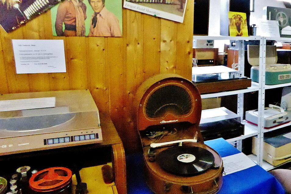 Das Radiomuseum Großenhain in der Herrmannstraße 16 ist am Sonntag von 10 bis 16 Uhr zu besuchen.