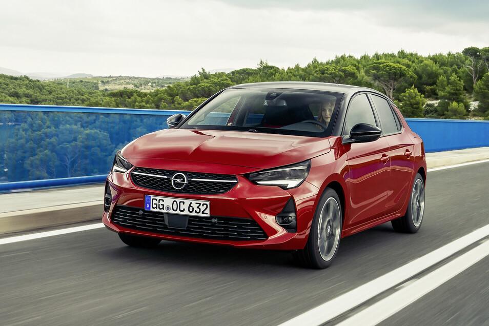 Der neue Opel Corsa der sechsten Generation