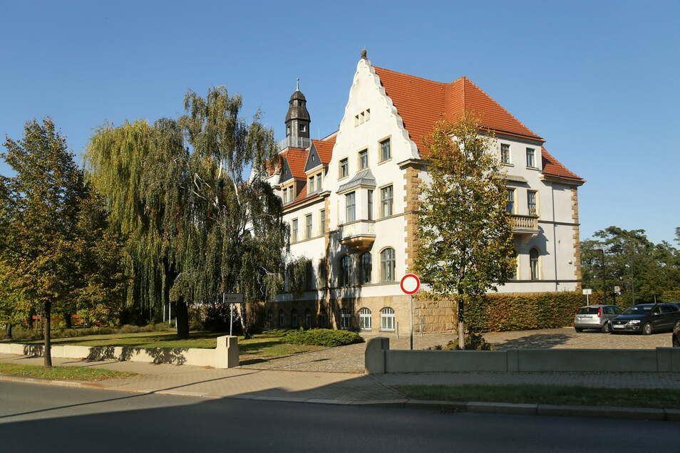 Das Amtsgericht in Riesa.