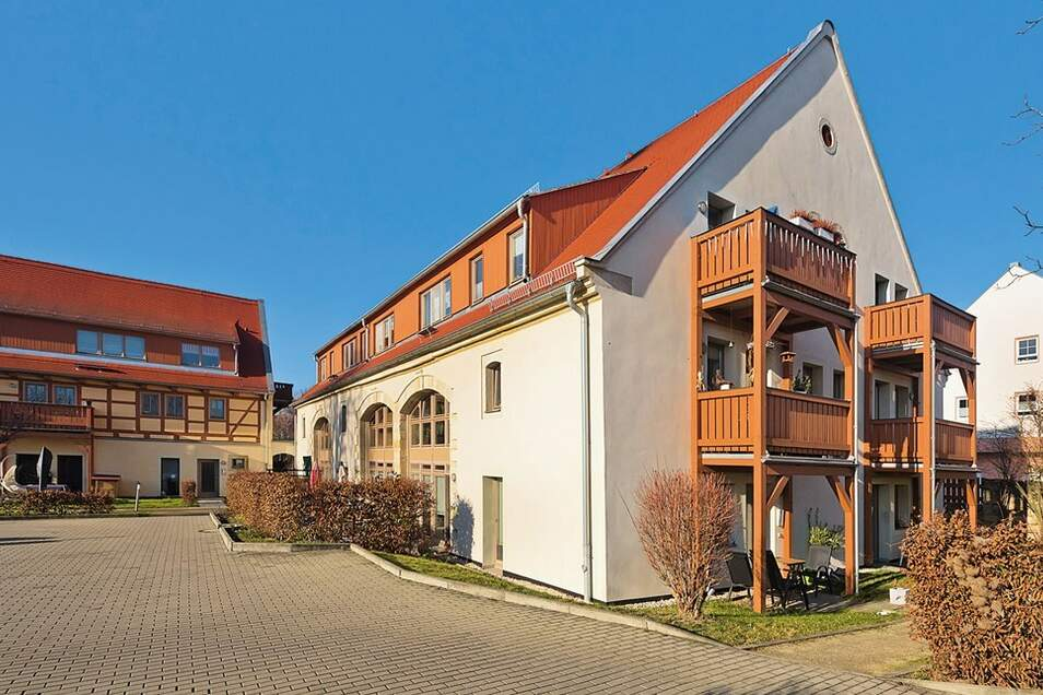 Eigentumswohnung in Dresden Stadtteil Reick / Mindestgebot 175.000 Euro
