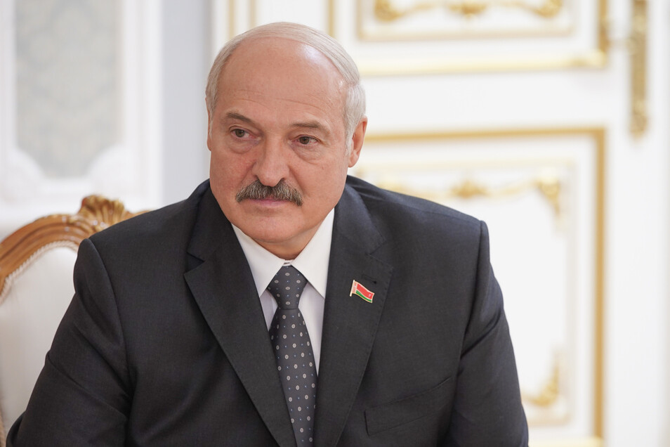 Alexander Lukaschenko, Weißrusslands Staatspräsident, begrüßt ab Freitag Hunderte Athleten der Europaspiele in seinem Land.