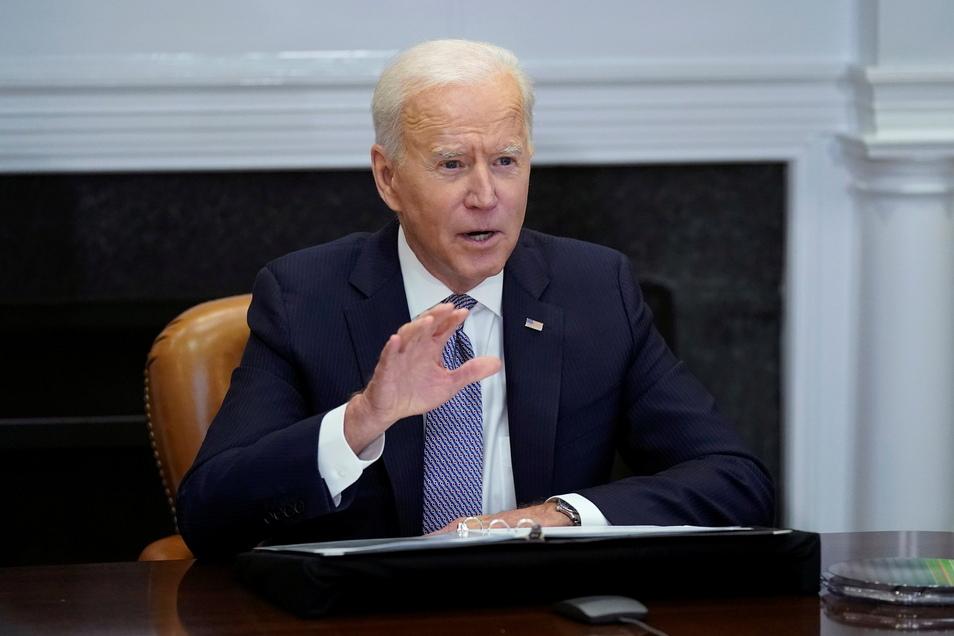 Joe Biden hat den Truppenabzug aus Afghanistan zum 11. September angeordnet - genau zehn Jahre nach den Anschlägen.