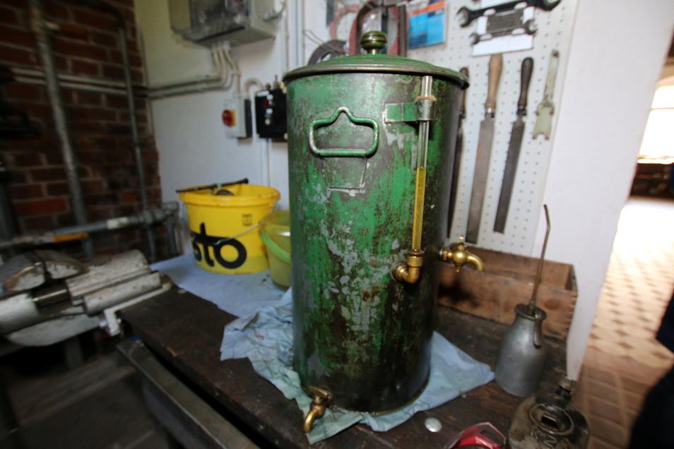 Mithilfe dieser Technik kann Maschinenöl gereinigt und ein Teil davon wieder eingesetzt werden.