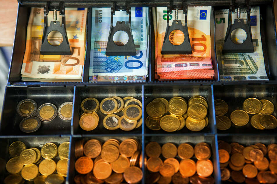 Auch der Handel in Ostdeutschland ist zuversichtlich, was die Zukunftsaussichten betrifft.
