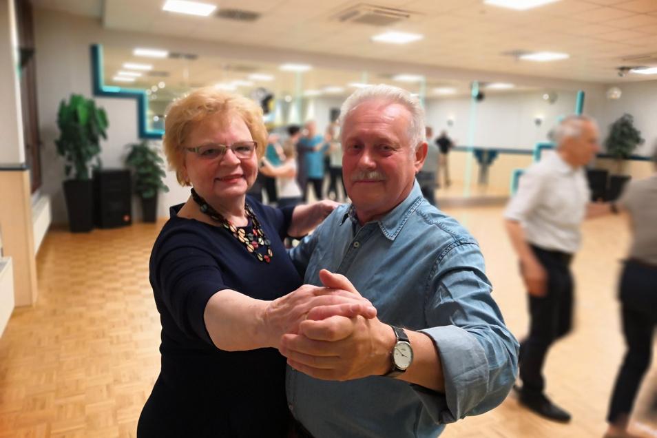 Heidi und Olaf Lehmann tanzen schon seit 25 Jahren. Eine solche Durststrecke haben sie noch nie erlebt.