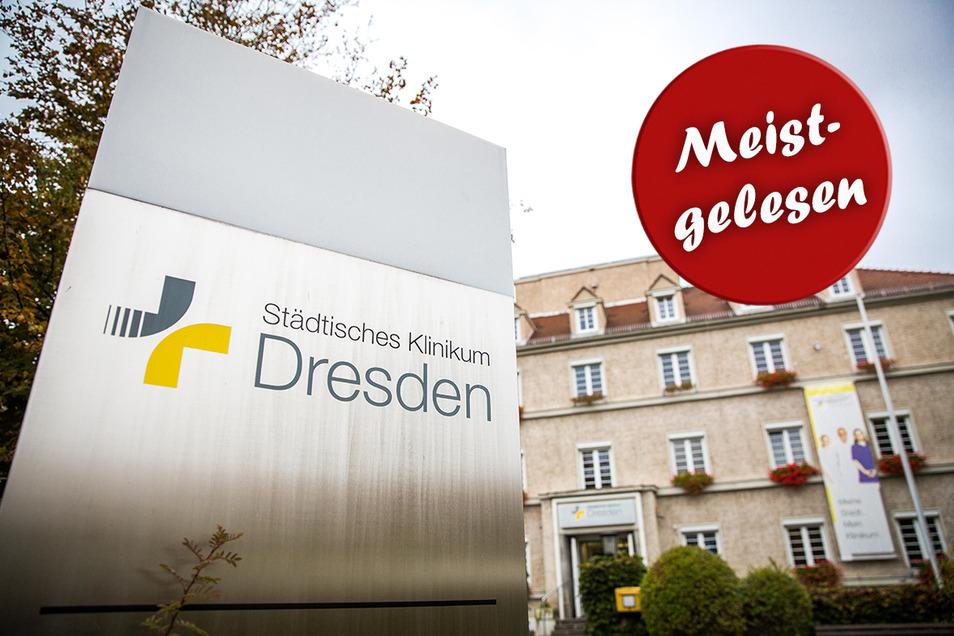 Dresdens geheime Klinikum-Pläne - mit der Schließung von Neustadt - sorgen erneut für Ärger.