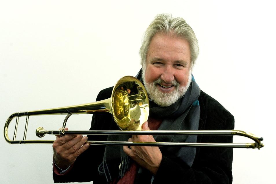 Jiggs Whigham lebt in Bonn, London und den USA - und kommt jetzt zu einem Probenwochenende samt Konzert nach Bad Liebenwerda.