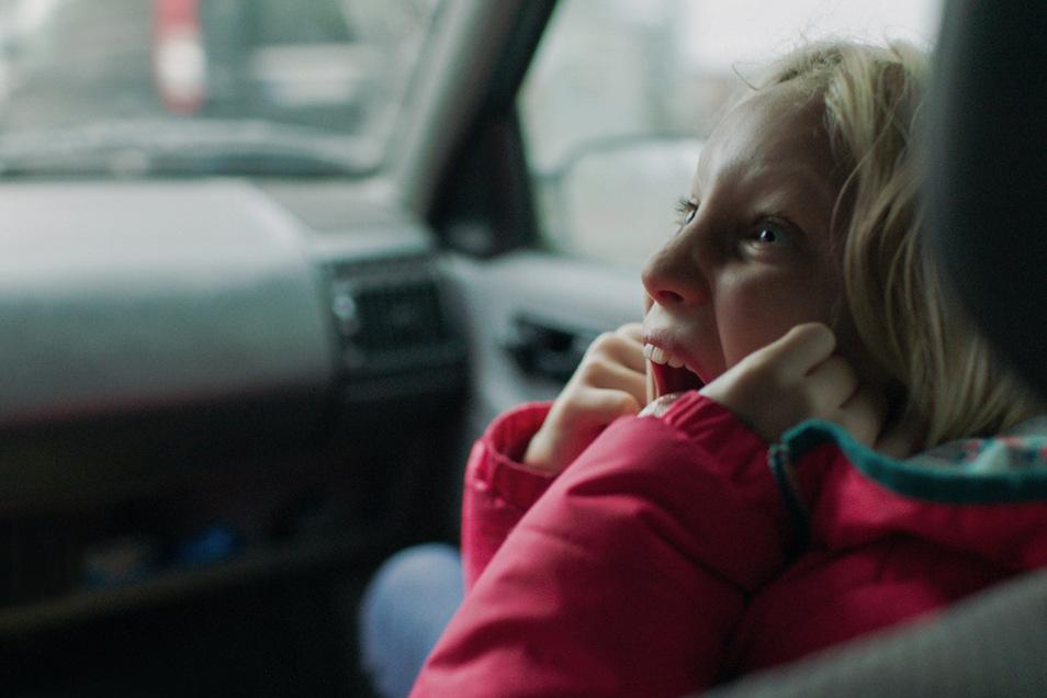 """Helena Zengel als Benni in einer Szene des Films """"Systemsprenger"""""""