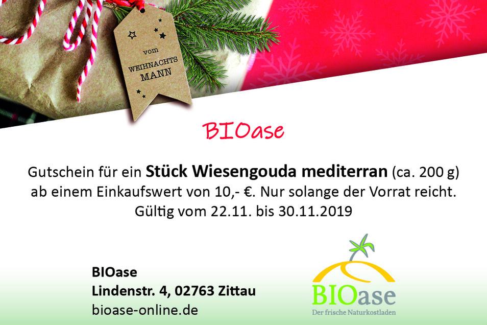 BIOase, Lindenstr. 4, 02763 Zittau, bioase-online.de