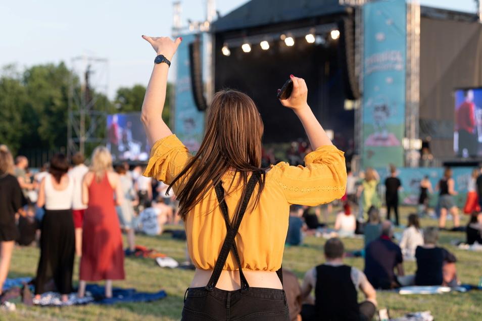 Sachsen kann sich auf einen Sommer mit Veranstaltungen freuen - mit bestimmten Regeln.