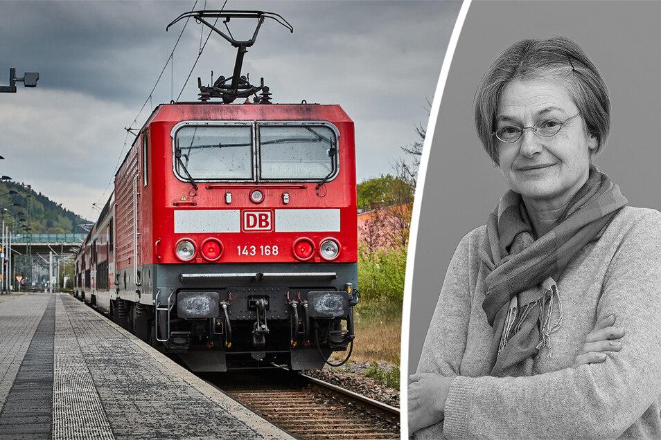 Eigentlich sollte eine Schülerin mit der S-Bahn von Pirna nach Dresden zurückfahren. Doch sie verlor ihr Abo-Monatsticket. Ein Erlebnis mit Happy End.