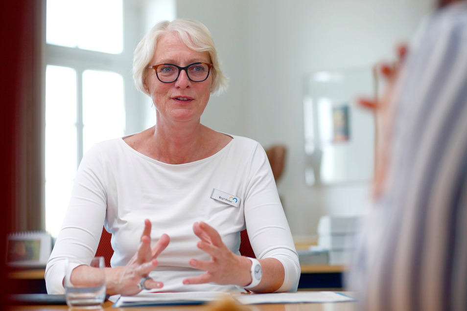 Nach der ersten echten Zerreißprobe für die Hochwasserschutzmaßnahmen des Landkreises Bautzen zieht Beigeordnete Birgit Weber im Gespräch mit Sächsische.de eine erste, positive Bilanz.