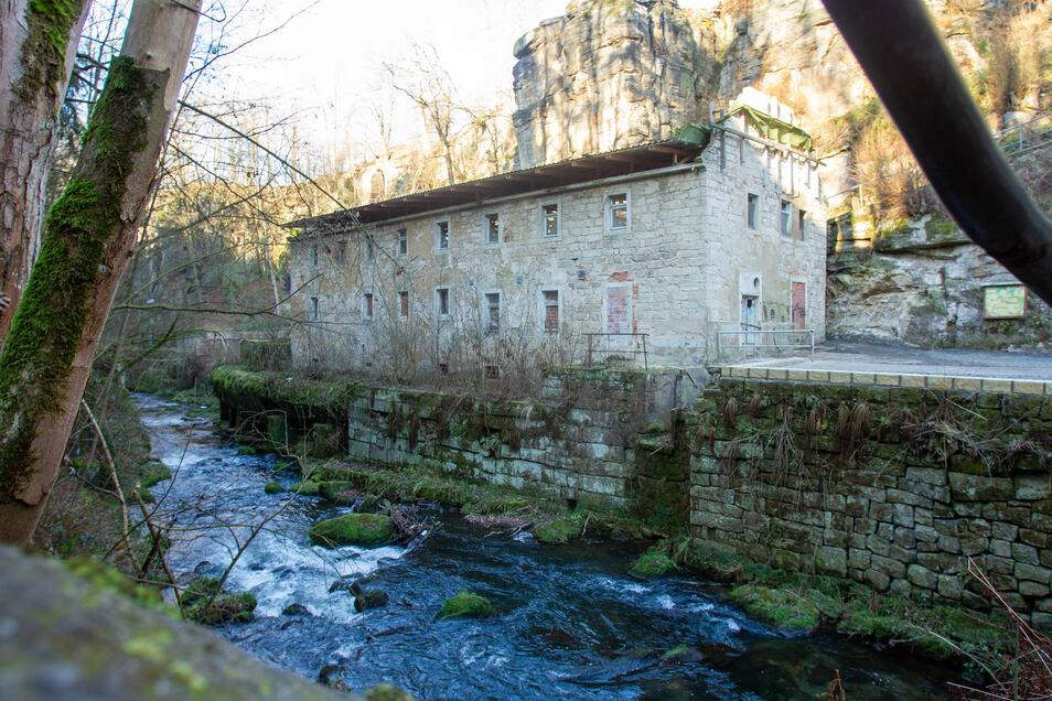 Die Lochmühle im Liebethaler Grund war ein beliebtes Ausflugsziel. Das soll sie wieder werden - und noch viel mehr.