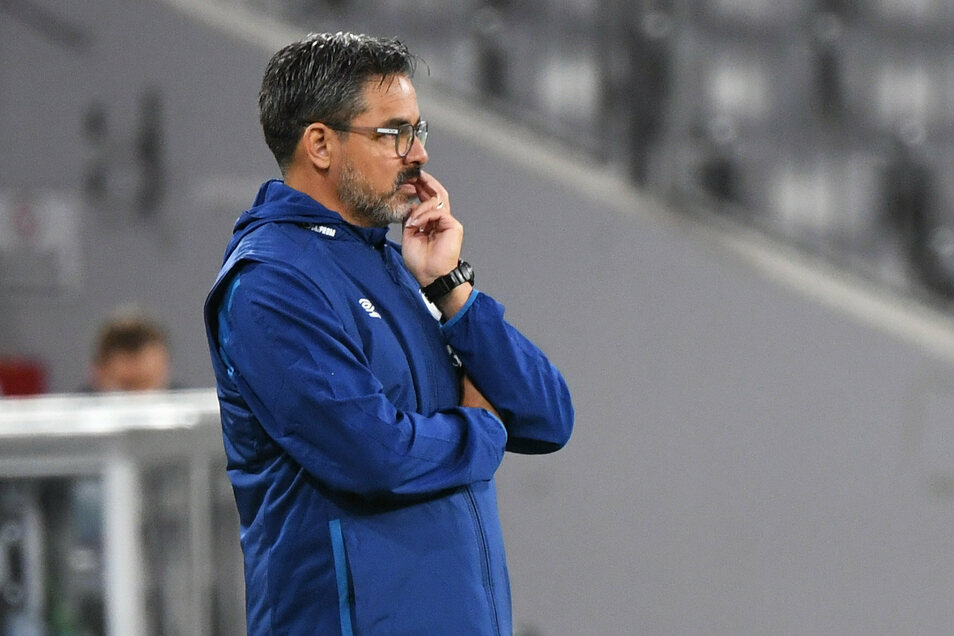 Schalke hatte sich am Sonntag nach saisonübergreifend 18 sieglosen Spielen in Serie von David Wagner getrennt.