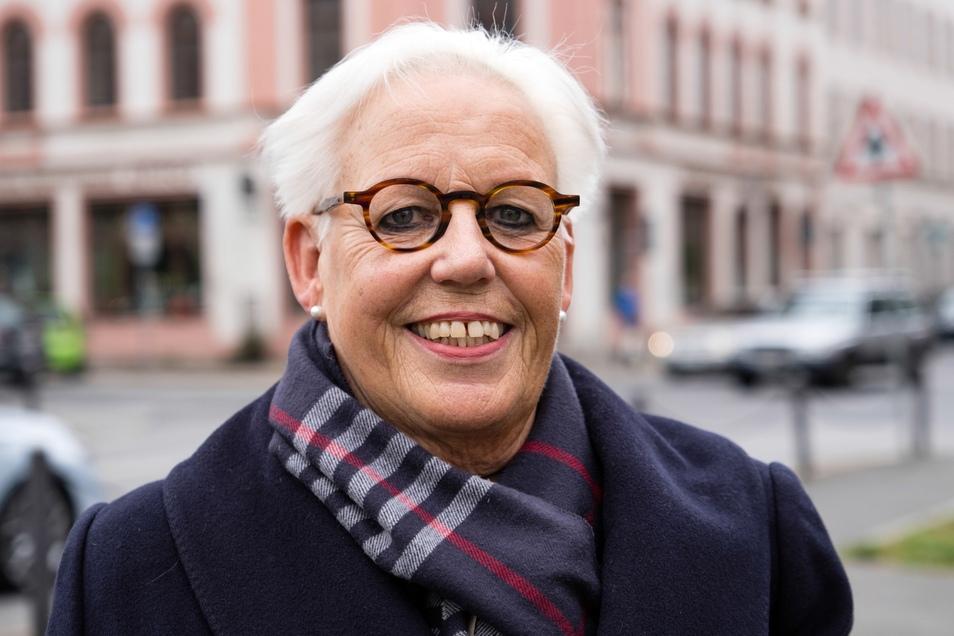 Doris Trautmann (74), Görlitz